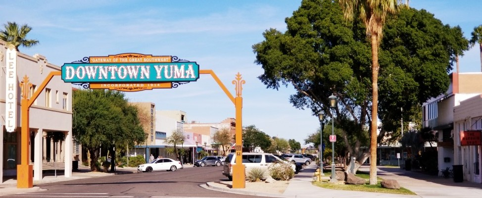 Starting a Garden in Yuma AZ