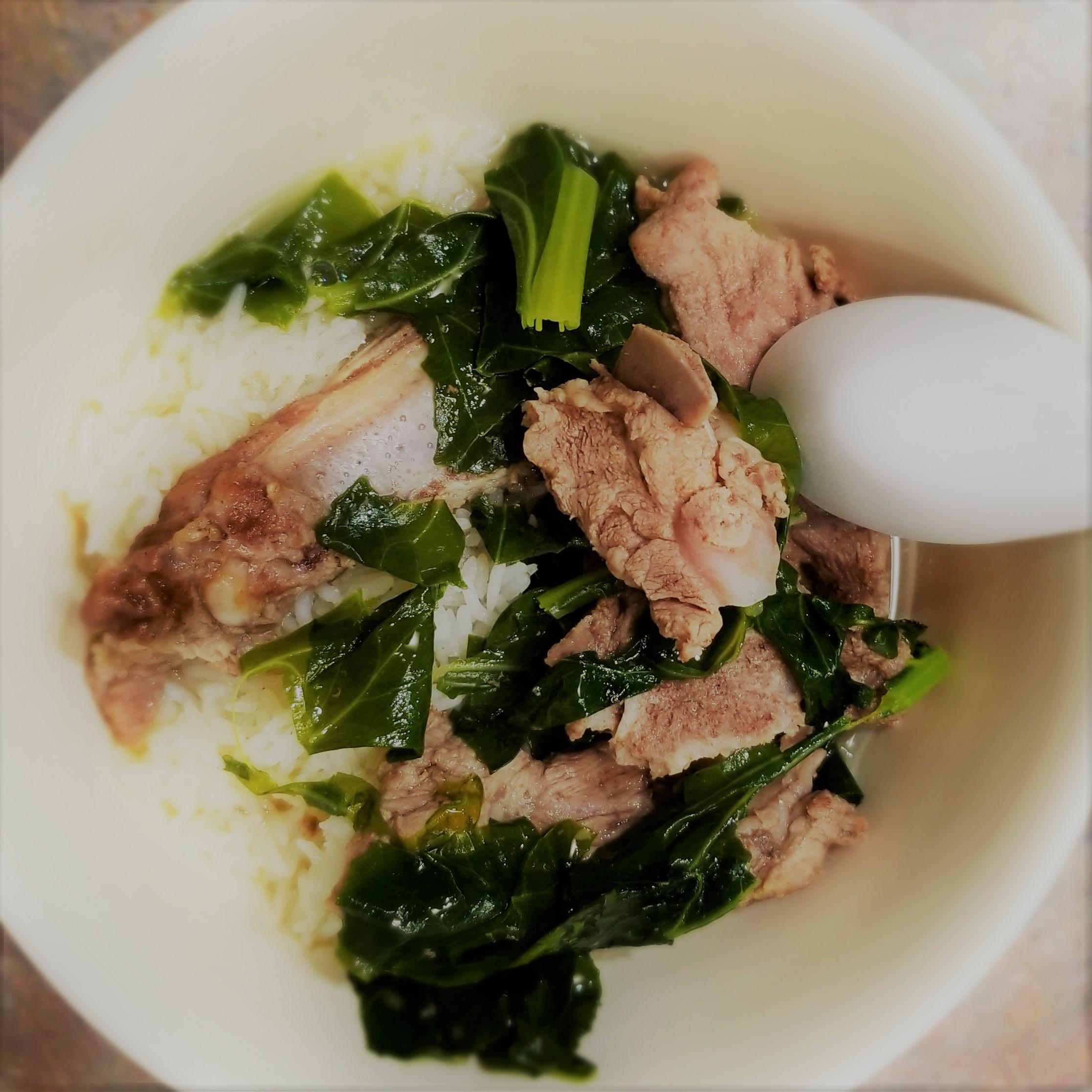 Hmong Pork Soup