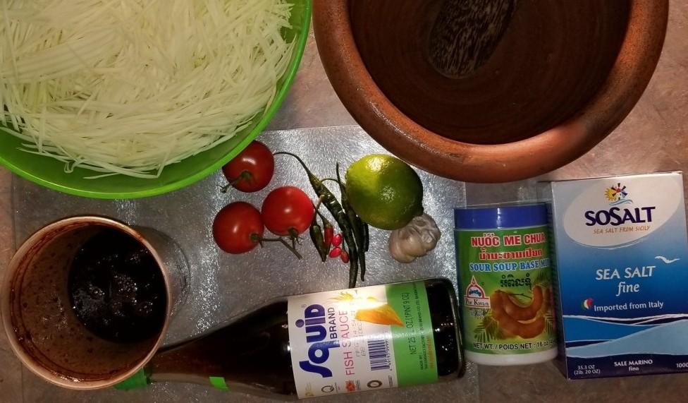 papaya-salad-ingredients